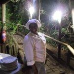 Maggie best cook in Botswana