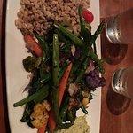 Roasted vegetable plate $19