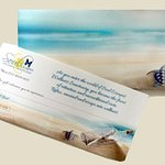 No more envelopes our beautifully gift boxed gift certificates