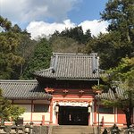 Tamukeyama Hachimangu Shrine Foto
