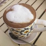 Coffe made with love!