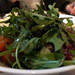 Filetsteak, Salat, Aperitif und Nachspeise - alles von bester Qualität und wirklich lecker!