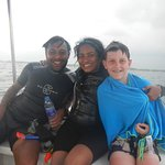 Newly fledged divers!
