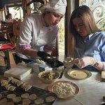 Ukrainian traditional food cooking class