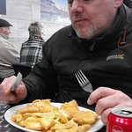 Cod and Chips at its best!