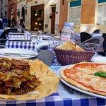 Artichoke and Pizza