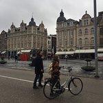 صورة فوتوغرافية لـ Leuven Train Station