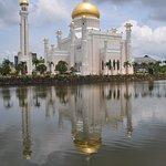 Foto de Sultan Omar Ali Saifuddin Mosque