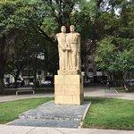 Plaza Republica de Chile