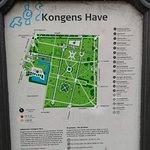 Bild från Kongens Have