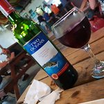 Two Oceans red wine