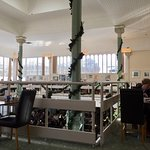 Upstairs Art Cafe at Pavilion Gardens