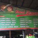 Nasi Tempong Indra – fénykép