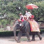 ภาพถ่ายของ วังช้างอยุธยา แล เพนียด