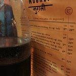 Bild från Mughli Bar + Kitchen