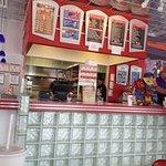 Maid Rite Diner - interior
