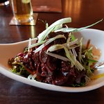 107 Dining - Heswall - Crispy (chewy) Duck Salad (yum)