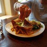 107 Dining - Heswall - Pork Snitzel