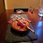 107 Dining - Heswall - Bubbly Brulee