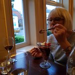 107 Dining - Heswall - Winterberry Mess
