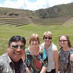 Ancient Inca ruins with the best guide!!!