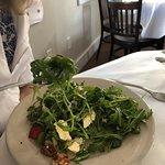 Arugla and Feta salad