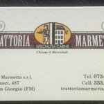 Photo of Trattoria Marmetta