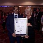 Irish Restaurant Awards Ulster Regional winners of Best World Cuisine