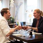 Das Inhaber-Duo Christine Buchholz & Jan Philip Stöver
