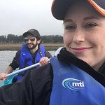 Me and My Husband in the Kayak