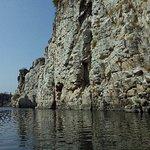 Foto Marble Rocks at Bhedaghat