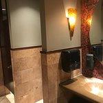Men's restroom.
