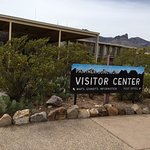 Foto de Panther Junction Visitor Center