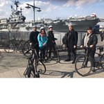 Spring bike Rides with Brooklyn Giro- stops at breweries and candy factories new for 2018