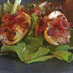 Fat Bob's Smokehouse deviled eggs