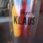 Foto de Herr Klaus - Das Restaurant