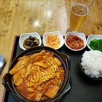 Photo of The Bab Korean Bistro