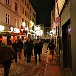 Photo of Reeperbahn