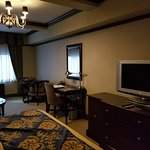 Junior suite at the Blakely.