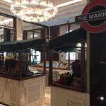 Caravan at The Ritz-Carlton, Dubai Foto