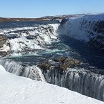 Gullfoss Waterfall-majestic