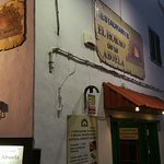 Amazing restaurant in Playa Blanca