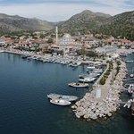 Bozburun harbour
