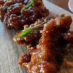 """""""korean"""" fried chicken"""