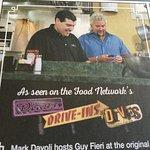 The Metro Diner resmi