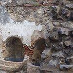 Ruins at Casa Santo Domingo