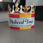 Paper Crown in Knight's colors