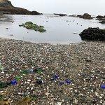 Glass Beach Foto