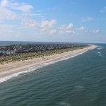 oceanfront view!