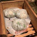 Black truffle har gau